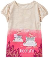 Gymboree Hippo Tee