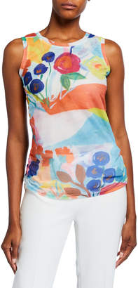 Berek Petite My Colorful Painting Long Tank