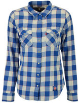 Levi's Women's Chicago Cubs Buffalo Western Button-Up Shirt