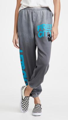 Freecity Lets Go Free City Super Vintage Sweatpants