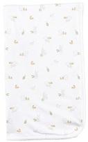 Kissy Kissy Bunny Print Blanket
