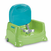 Fisher-Price Healthy Care Booster Seat - Green Blue
