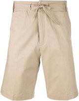 Numero 00 Numero00 - drawstring classic bermudas - men - Cotton/Spandex/Elastane - S