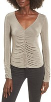 Ten Sixty Sherman Women's Ruched Shirt