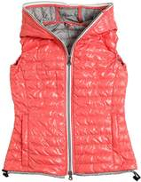 Duvetica Hooded Quilted Nylon Down Vest