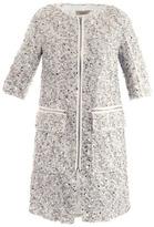 Nina Ricci Sequinned tweed coat