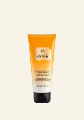 The Body Shop Oils of Life Intensely Revitalizing Cleansing Oil-In Gel