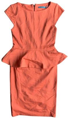 Alice + Olivia Orange Dress for Women