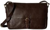 Scully Catalina Messenger Bag Messenger Bags