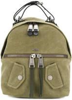 Moschino small Biker backpack