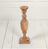 "Rejuvenation 15"" Stripped Mahogany Turned Baluster, c1900"