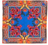 Givenchy Iris Silk Twill Square Scarf