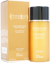 Christian Dior Self-Tanning Oil Natural Glow
