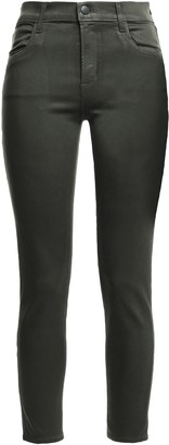 J Brand Alana Mid-rise Skinny Jeans