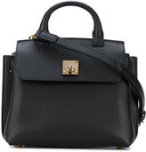 MCM small Milla tote - women - Leather - One Size