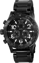 Nixon Men's A037001 42-20 Chrono Watch