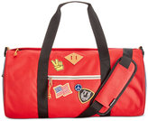 Steve Madden Men's Patchwork Duffel Bag