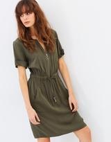 Warehouse Casual Utility Dress