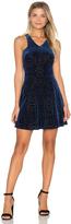 Eight Sixty Sleeveless Mini Dress