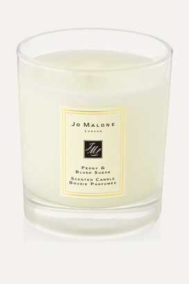 Jo Malone Peony & Blush Suede Scented Home Candle, 200g - Colorless
