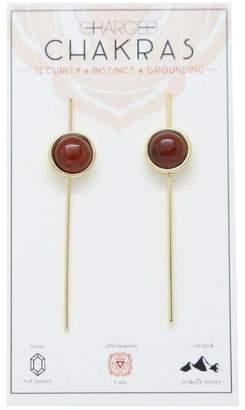 Charged Jasper Chakra Earrings