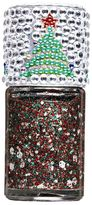 Sally Bling Christmas Tree Nail Polish