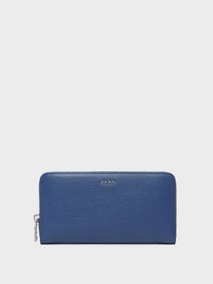 DKNY Bryant Large Leather Zip-around Wallet