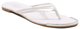 George Metallic Accents Flip Flops
