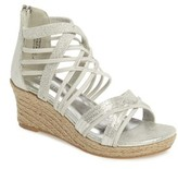 Kenneth Cole New York Girl's Reed Platform Wedge Sandal