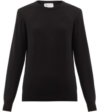 Johnstons of Elgin Johnston's Of Elgin - Cashmere Sweater - Black