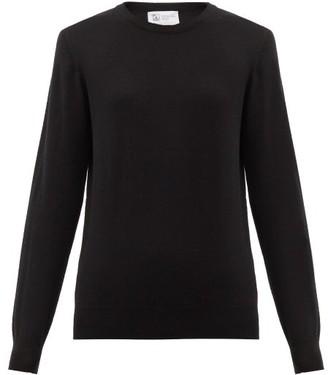 Johnstons of Elgin Johnston's Of Elgin - Cashmere Sweater - Womens - Black
