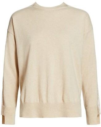 Stella McCartney Cashmere & Virgin Wool Knit Sweater