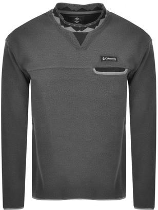 Columbia Wapitoo Pullover Fleece Grey