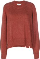 Etoile Isabel Marant Kelia pullover - women - Cotton/Wool - 36