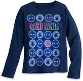 Disney Spider-Man Long Sleeve T-Shirt for Boys