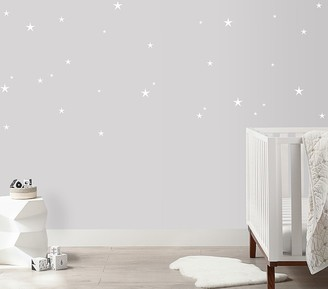 Pottery Barn Kids Urbanwalls Twinkle Stars Wall Decals