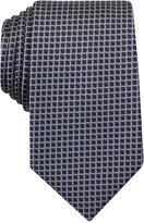 Perry Ellis Men's Badu Textured Geometric Classic Tie