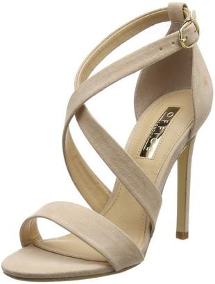 Office Women's Harper Ankle Strap Heels