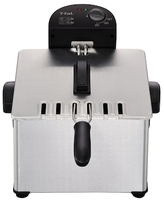 T-Fal Stainless Steel Triple Basket Deep Fryer