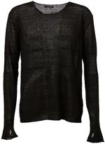 Balmain Union Jack jumper