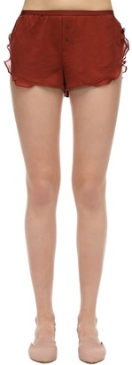 LOVE Stories Mae Crepe Shorts