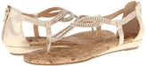 G by Guess Jenna 2 (Gold) - Footwear