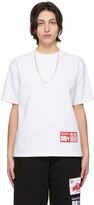 Thumbnail for your product : SSENSE WORKS SSENSE Exclusive 88rising White 'Double Happiness' T-Shirt