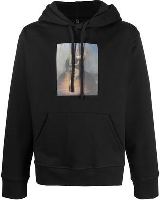 Oamc Printed Sweatshirt