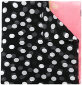 Dolce & Gabbana polka dot print scarf