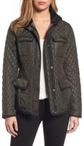 MICHAEL Michael Kors Petite Women's Quilted Utility Jacket
