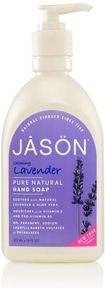 Jason Calming Lavender Pure Natural Hand Soap 473Ml