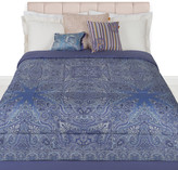 Etro Chelsea Quilted Bedspread - 270x270cm - Purple