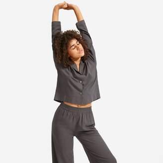 Everlane The Washable Silk Pajama Set