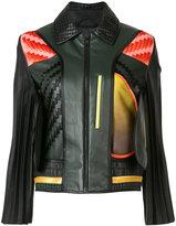 Martina Spetlova 'Inside Out' jacket - women - Lamb Skin - 8
